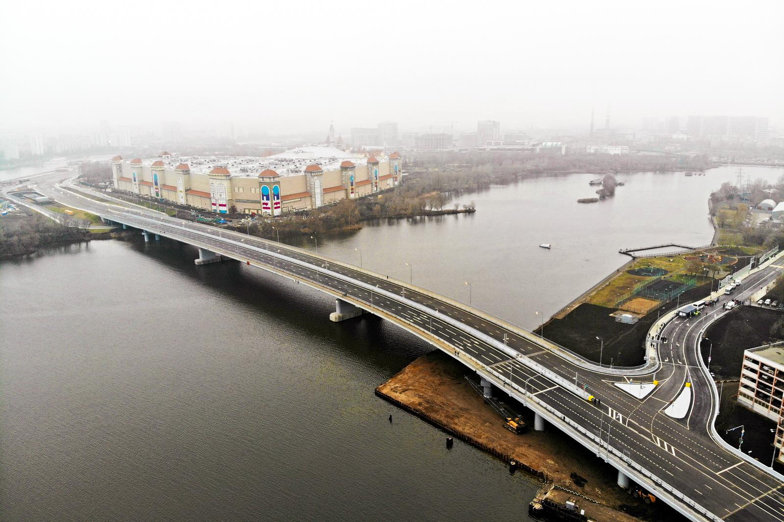kozhuhovskij-most